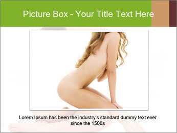 Nude Lady PowerPoint Template - Slide 15