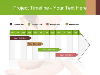 Nude Lady PowerPoint Template - Slide 25