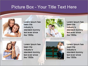 Romantic Moment For Couple PowerPoint Template - Slide 14