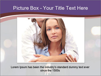 Romantic Moment For Couple PowerPoint Template - Slide 15