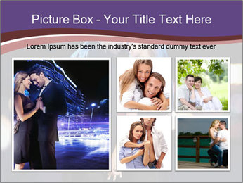 Romantic Moment For Couple PowerPoint Template - Slide 19