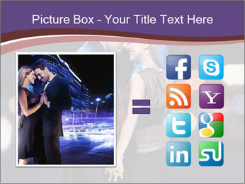 Romantic Moment For Couple PowerPoint Template - Slide 21