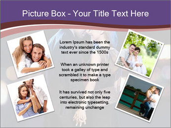 Romantic Moment For Couple PowerPoint Template - Slide 24