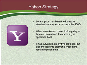 Grass On Baseball Field PowerPoint Template - Slide 11
