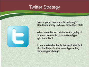 Grass On Baseball Field PowerPoint Template - Slide 9