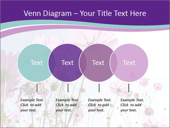 Pink Flower Blossom PowerPoint Template - Slide 32