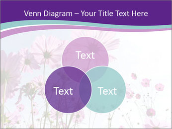Pink Flower Blossom PowerPoint Template - Slide 33