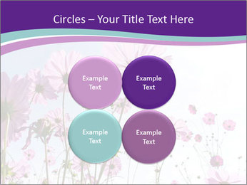 Pink Flower Blossom PowerPoint Template - Slide 38