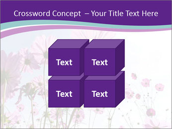 Pink Flower Blossom PowerPoint Template - Slide 39