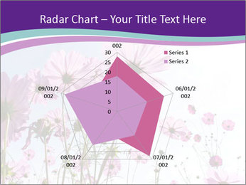 Pink Flower Blossom PowerPoint Templates - Slide 51