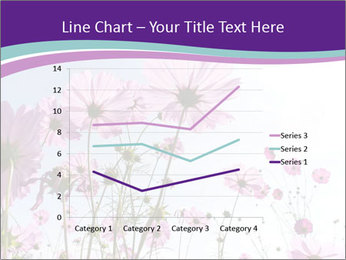 Pink Flower Blossom PowerPoint Template - Slide 54