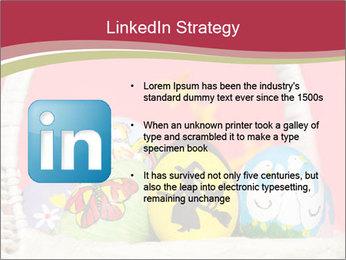 Easter Eggs Decor PowerPoint Template - Slide 12