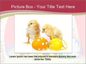 Easter Eggs Decor PowerPoint Template - Slide 15