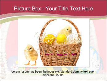 Easter Eggs Decor PowerPoint Template - Slide 16