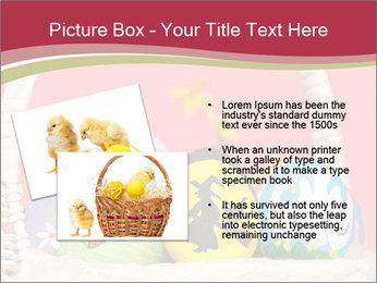 Easter Eggs Decor PowerPoint Template - Slide 20