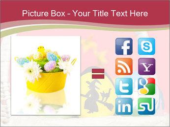 Easter Eggs Decor PowerPoint Template - Slide 21