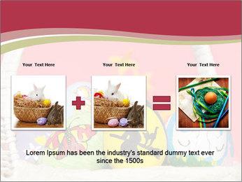 Easter Eggs Decor PowerPoint Template - Slide 22