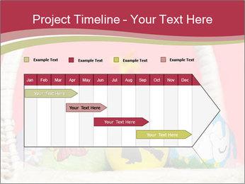 Easter Eggs Decor PowerPoint Template - Slide 25