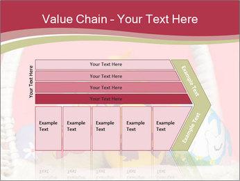 Easter Eggs Decor PowerPoint Template - Slide 27