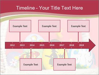 Easter Eggs Decor PowerPoint Template - Slide 28