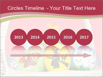Easter Eggs Decor PowerPoint Template - Slide 29