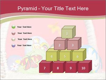 Easter Eggs Decor PowerPoint Template - Slide 31