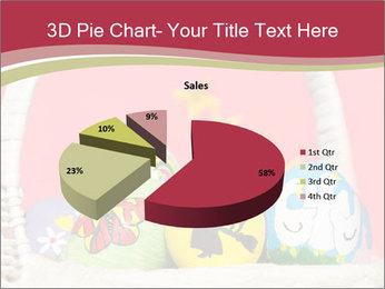 Easter Eggs Decor PowerPoint Template - Slide 35
