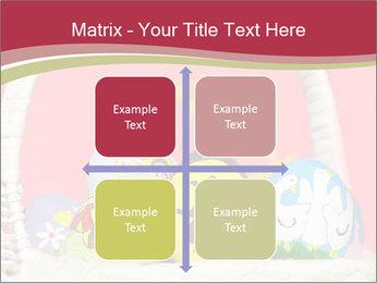 Easter Eggs Decor PowerPoint Template - Slide 37