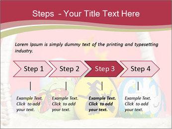 Easter Eggs Decor PowerPoint Template - Slide 4