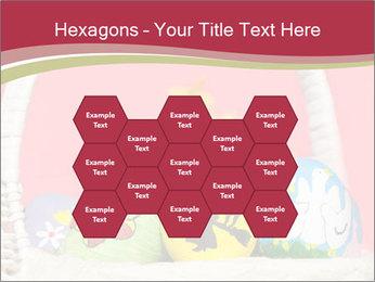Easter Eggs Decor PowerPoint Template - Slide 44