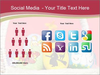 Easter Eggs Decor PowerPoint Template - Slide 5
