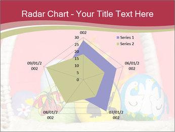 Easter Eggs Decor PowerPoint Template - Slide 51