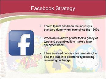 Easter Eggs Decor PowerPoint Template - Slide 6