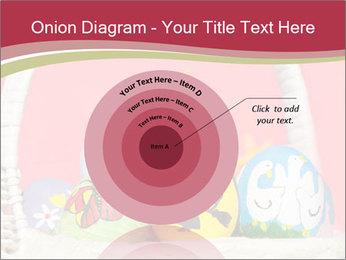 Easter Eggs Decor PowerPoint Template - Slide 61