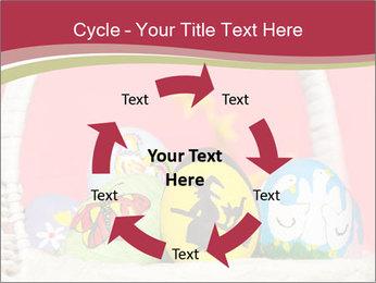 Easter Eggs Decor PowerPoint Template - Slide 62