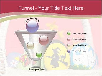 Easter Eggs Decor PowerPoint Template - Slide 63
