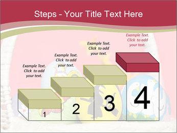 Easter Eggs Decor PowerPoint Template - Slide 64