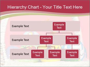 Easter Eggs Decor PowerPoint Template - Slide 67