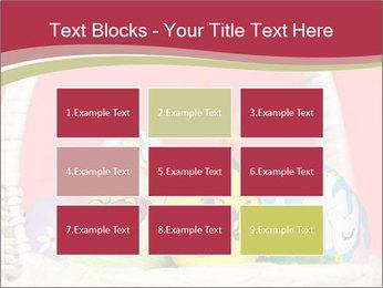 Easter Eggs Decor PowerPoint Template - Slide 68