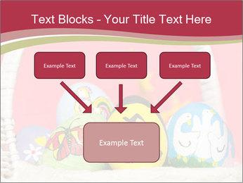 Easter Eggs Decor PowerPoint Template - Slide 70