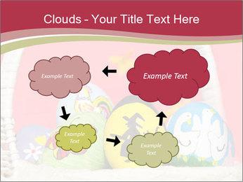 Easter Eggs Decor PowerPoint Template - Slide 72