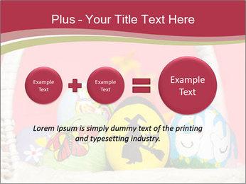 Easter Eggs Decor PowerPoint Template - Slide 75
