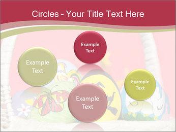 Easter Eggs Decor PowerPoint Template - Slide 77