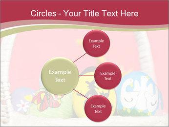 Easter Eggs Decor PowerPoint Template - Slide 79