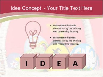 Easter Eggs Decor PowerPoint Template - Slide 80