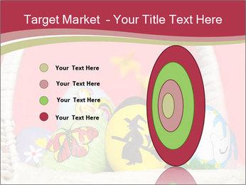Easter Eggs Decor PowerPoint Template - Slide 84