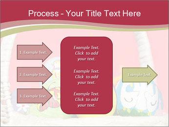 Easter Eggs Decor PowerPoint Template - Slide 85