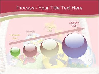 Easter Eggs Decor PowerPoint Template - Slide 87