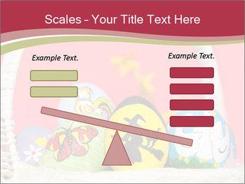 Easter Eggs Decor PowerPoint Template - Slide 89