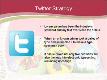 Easter Eggs Decor PowerPoint Template - Slide 9